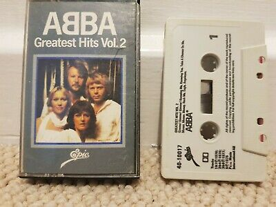 Music Cassette Abba Greatest Hits Vol 2  [4509154]