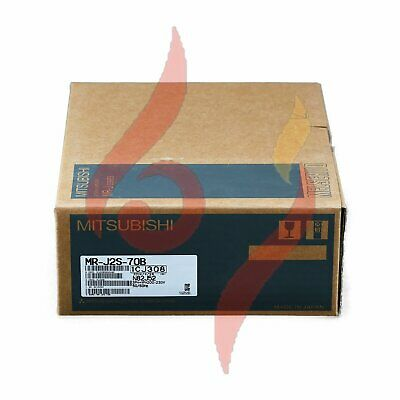1PC New in box Mitsubishi MR-J2S-70B Servo drive One year warranty
