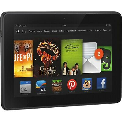 AMAZON KINDLE FIRE Tablet HDX 7 Inch 3rd Generation 16GB Wi-Fi