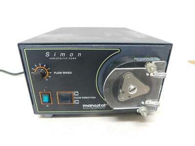 Manostat Simon Varistaltic Pump 72-310-000