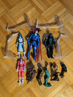 "Lot 10pcs MIX 3.0 3.2 3.5mm Stand Bases for Marvel Legends Figures 6/"" inch"