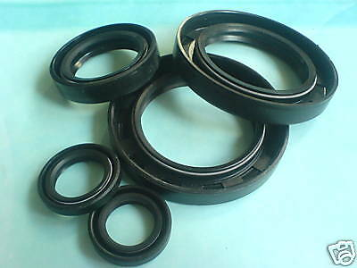 2x NBR Wellendichtring Simmerring 65x80x10-65//80//10 mm AS//WAS//BASL//TC