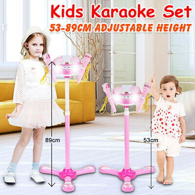 Kids Princess 22 Music Player Toy With /& 2 Microphone *great gift idea* 6928