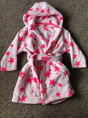 Girls Next Dressing Gown Age 3-4