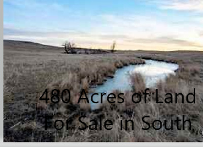 Land For Sale, 480 Acres of Farmland For Sale In South Central, North Dakota