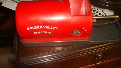 Golden Valley Electric Cigarette Roller  Machine Only