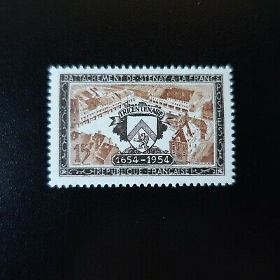 France Timbre Rattachement De Stenay N°987 Neuf ** Luxe Mnh