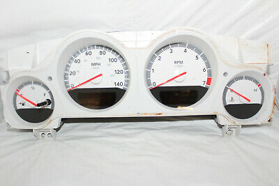 Speedometer Instrument Cluster 09 Dodge Charger  Dash Panel Gauges 17,793 Miles