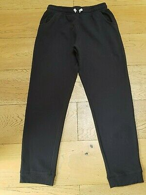 Girls NEXT Black Tracksuit Bottoms Age 15 years