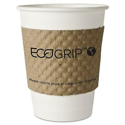 Eco-Products EcoGrip Hot Cup Biodegradable Sleeve (1,300 ct.)