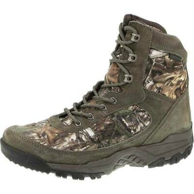 WOLVERINE Men's BOB WHITE MID Realtree Xtra INSULATED / WP HUNTING BOOTS - 10 EW
