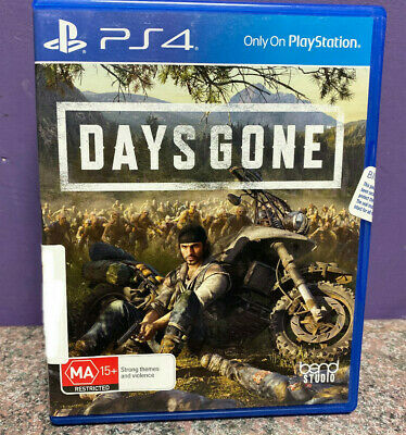 Days Gone Playstation 4 Game