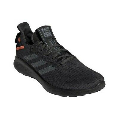 adidas Men's   Sensebounce+ Street Running Shoe Grey Six/Grey Three F17/Active