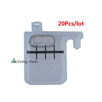 20Pcs DX4 Big Ink Damper with Big Filter for Mutoh VJ-1604 Mimaki JV3 / JV22