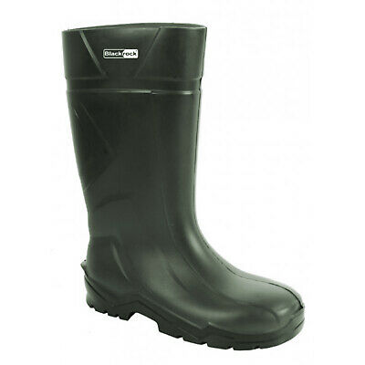 Thermal Insulated Heavy Duty Green Wellington Boots Wellies Outdoor Farm Walking