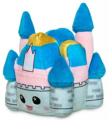 Wishables Disney Park Icon Series Sleeping Beauty Castle 4-Inch Micro Plush