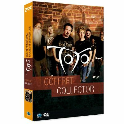 852602 791980 Music Dvd Toto - Collectors Edition Live In Amsterdam plus Falling