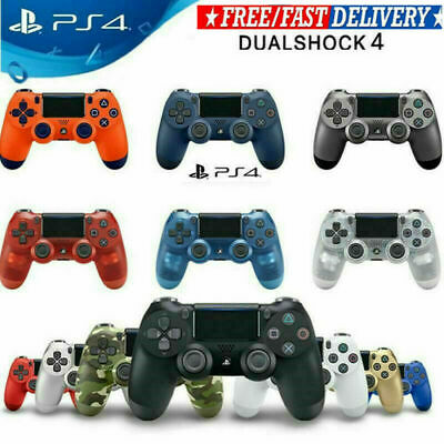 For SONY PS4 DUALSHOCK 4 Wireless Controller Gamepad PlayStation Bluetooth USA