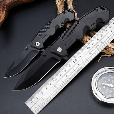 Tactical Folding Knife, Survival Knives Hunting, Climbing, Fishing Steel Blade