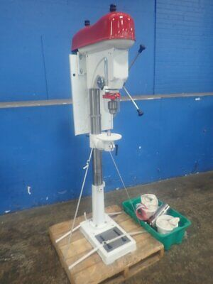"""Cb Mills Red Head Lab Vertical Grinding Mill 17"""" 12191970001"""