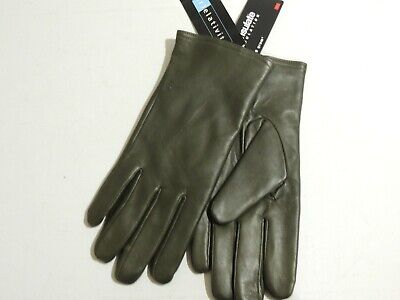 Nwt Womens Thinsulate Dress Leather Gloves Sz Xl Black Color