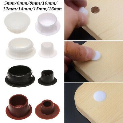 Hardware Screw Decor Furniture Hole Covers Protective Cap Dust Plug Stopper
