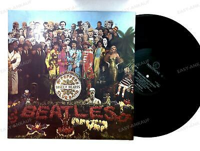 Beatles - Sgt. Pepper's Lonely Hearts Club Band India LP FOC .