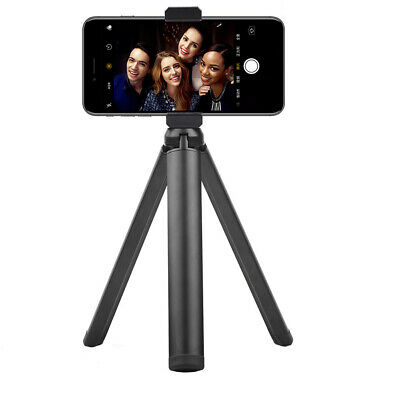Selfie Tool Tripod Stand Clip Easy Mount Durable Phone Holder Set Stabilized