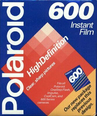 POLAROID 600 FILM SINGLE PACK 60210 fromJAPAN