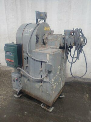 """Welding Engineers 2010 Auxiliary Worm Extruder 2"""" 07180411108"""
