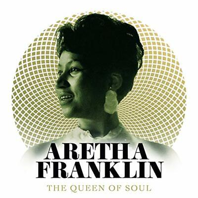Aretha Franklin - The Queen of Soul - ID23z - CD - New