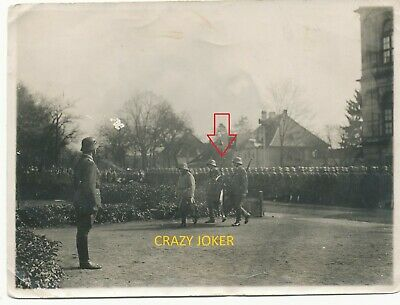 WW2 German Top !! Dead Soldier Funeral Ceremony  Very  Nice Photo !!!