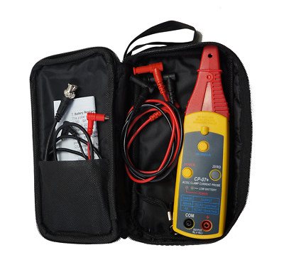OWON CP-07+ AC/DC Current Clamp Probe Connect To Oscilloscope AC/DC Measurement