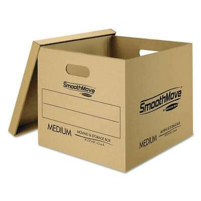 Bankers Box® SmoothMove Classic Moving Boxes, 8-SM: 15l x 12w x 1 043859683956