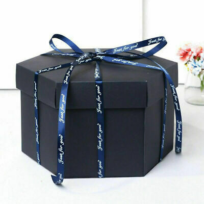 Surprise DIY Creative Explosion Box Birthday Gifts Photo Album Memory Scrapbook