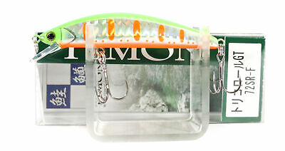 Jackall Timon Tricoroll GT 88 SR-F Floating Lure Silver Yamame 3011