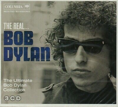 BOB DYLAN - The Real (The Ultimate Collection) - 3xCD Album *NEW & SEALED*