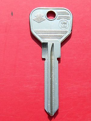 SUITABLE KEY BLANKS for  TRIUMPH STAG  NH series BEFOR CHIPPED