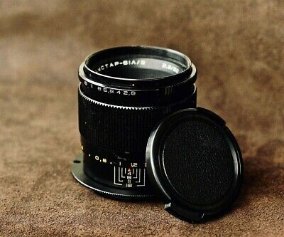 Lens INDUSTAR-61 L/Z  F2.8/50mm M42 for Canon USSR