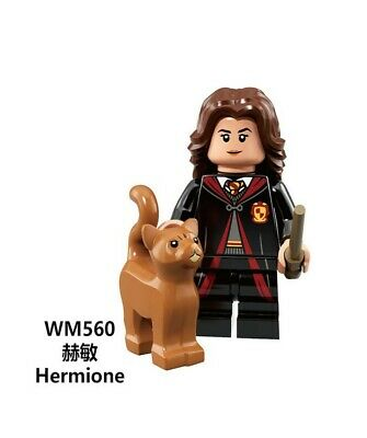 Lego fit mini figures Harry Potter Hermione Granger compatible with Lego