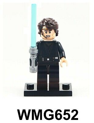 Lego fit mini figures Star Wars Anakin Skywalker compatible with Lego