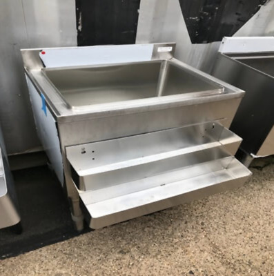 Bk Recources Bkip-Cp7-2412-185 Ice Bin With 7 Circuit Cold Plate