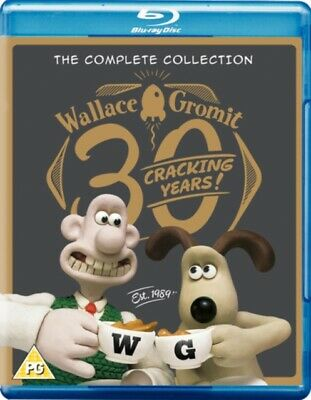Wallace And Gromit The Complete Collection [Blu-ray]