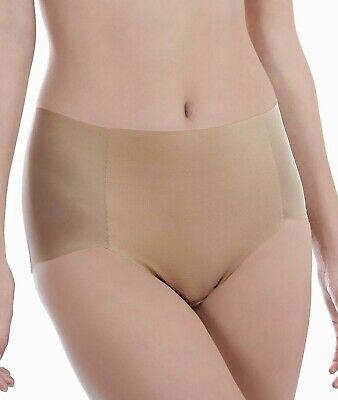 Wacoal Control Brief Beyond Naked Size S 10 High Waist Tummy Shaping Nude New