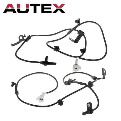 AUTEX Front Left ABS Wheel Speed Sensor ALS1765 compatible with Scion xD 2008//Toyota Yaris 2006 2007 2008 1.5L