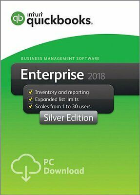 Intuit Quickbook 2018 ✅ Business Accounting Software - lifetime original key