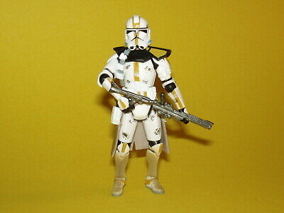 Star Wars ROTS Evolutions 327th Star Corps Clone Trooper Loose