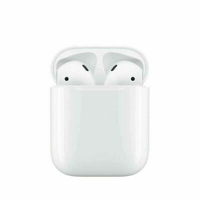 Apple 2nd Generation Airpods with Wireless Charging Case