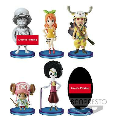 One Piece Stampede Movie (1 Random Supplied) Collectable Figure