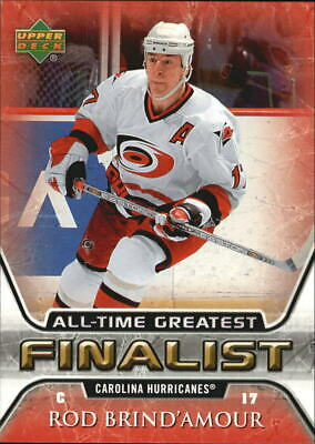 2005-06 Upper Deck All-Time Greatest Hockey Card Pick